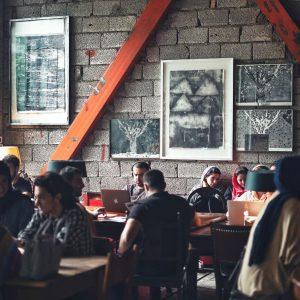 کافه سام - بهترین کافه های تهران (4)