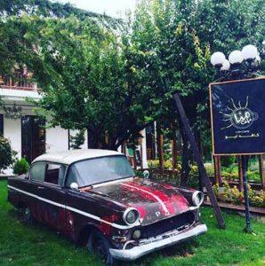 بهترین کافه های غرب تهران - دیدو