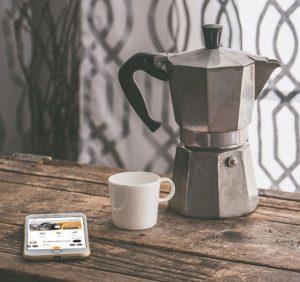 انتخاب کافه با اپلیکیشن دیدو