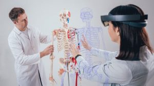 واقعیت افزوده در پزشکی