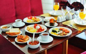 صبحانه رستوران برج میلاد - دیدو