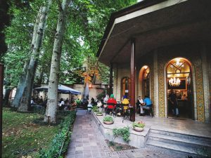 کافه چای بار-کافه های روزباز تهران-دیدو