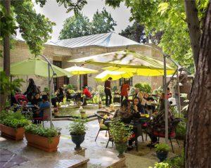 کافه کاریز- کافه های روزباز تهران -دیدو