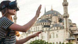 واقعیت مجازی در توریسم