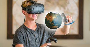 واقعیت مجازی در آموزش