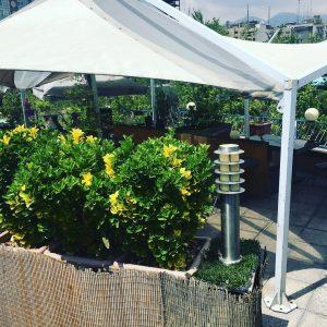 کافه بام خونه هنرمندان(3) - کافه های روباز تهران - دیدو