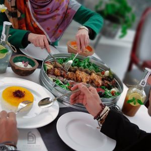 رستوران رسم نو - بهترین رستوران های تهران (4)