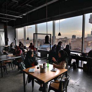 وی کافه - بهترین کافه های تهران (1)
