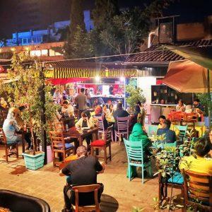 کافه لبیستروپاپ (1) - بهترین کافه های تهران