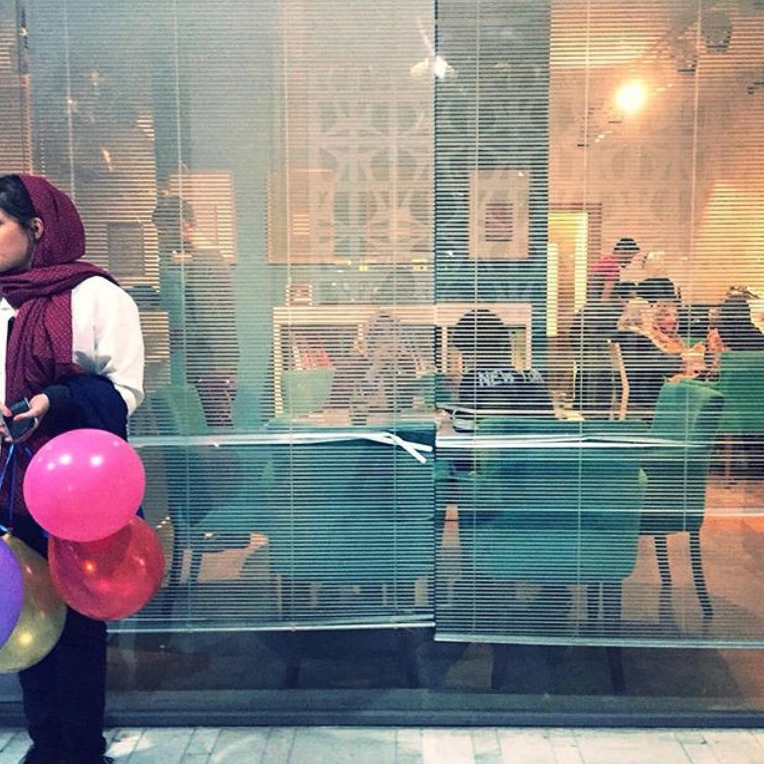کافه گراف (2) - بهترین کافه های تهران