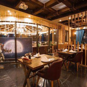 کافه رستوران دانته (3) - دیدو