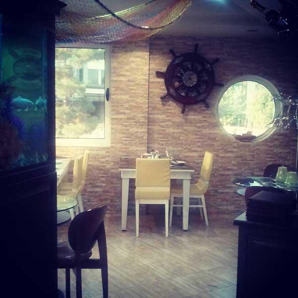 رستوران دریایی نگین - رستوران های قیمت مناسب تهران