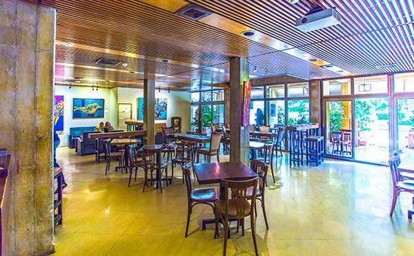 کافه گالری نیاوران - بهترین کافه های نیاوران