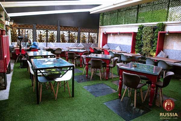 کافه راشا - بهترین کافه های مرکز تهران -دیدو