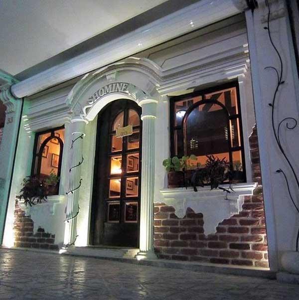 کافه شومینه - بهترین کافه های شرق تهران