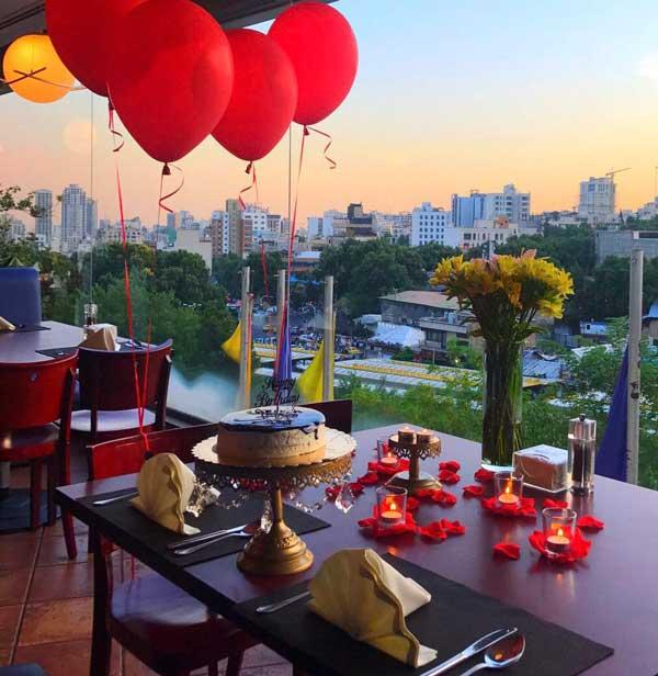 رستوران-اردک-آبی - بهترین رستوران های شمال تهران