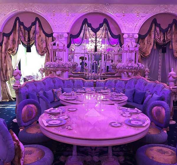 رستوران شاندیز جردن - بهترین رستوران های شمال تهران