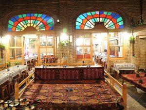 سفره خانه آذری - بهترین رستوران های جنوب تهران