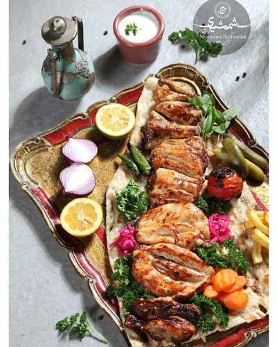 رستوران شمشیری - بهترین کبابی های تهران