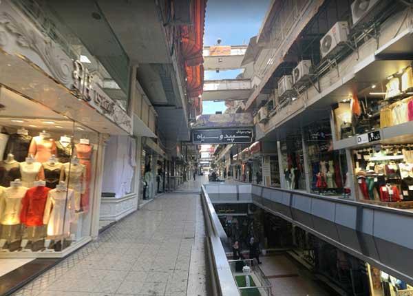 پاساژ-شانزده-لیره-تهران - ارزان ترین مراکز خرید تهران