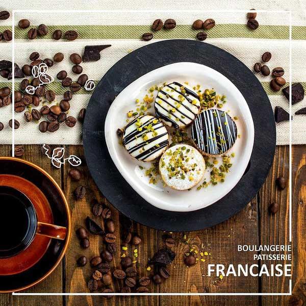 قنادی فرانسه - بهترین شیرینی فروشی های تهران