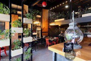 کافه-رستوران-النزه - کافه و رستوران های لواسان