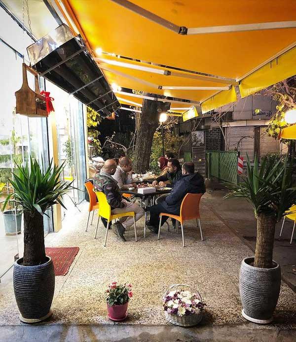 رستوران-عمو-هوشنگ - بهترین رستوران های نیاوران