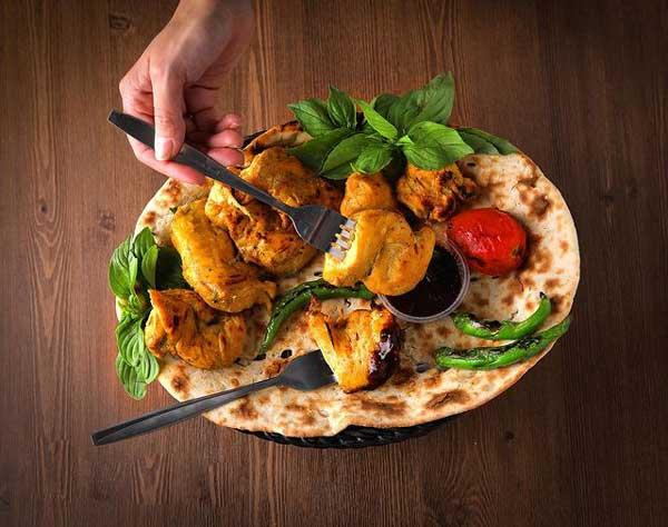 رستوران شمرون کباب - بهترین کبابی های تهران بزرگ